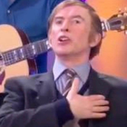 Steve Coogan as 'Irish' Alan Partridge impressionist