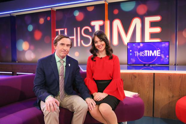 Seriously Folks This Madison Tv Viewer >> Watch Alan Partridge Doppelganger S Ira Medley Unites This Time