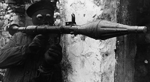 The RPG-7 launcher being sold by Whyte's in Dublin may have been used by the IRA during the Troubles
