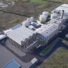 A new gas-fired power station capable of supplying electricity to half a million homes and businesses is to be built in Belfast (Belfast Power Limited/PA).