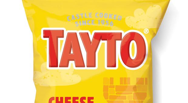 And fuming fans of Northern Ireland's famous Tayto crisps were quick to put the bite on Channel 5 after their prime time show at the weekend ignored the Tandragee treats in their top 20.