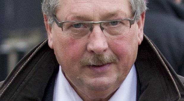 Sammy Wilson has said a long extension to Article 50 is better than Theresa May's deal (Liam McBurney/PA)