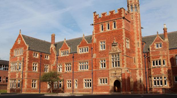 Methodist College in Belfast is to review its uniform policy.