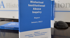 The Historical Institutional Abuse (HIA) Inquiry concluded there should be compensation ranging from £7,500 to £100,000.