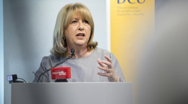 Mary McAleese said the public has a duty to prepare for an Irish unity debate (Chris Bellew/Fennell Photography)