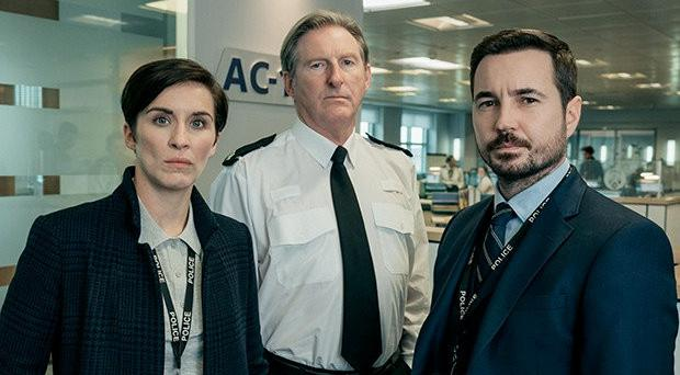Vicky McClure, Martin Compston and Adrian Dunbar returned on Sunday night in the most-watched episode in the history of the BBC One police drama