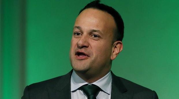 Irish premier Leo Varadkar is due to meet the French president for Brexit discussions on Thursday (Brian Lawless/PA Wire)