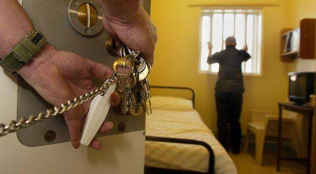 A new report on prison populations in Europe has been published (Paul Faith/PA)