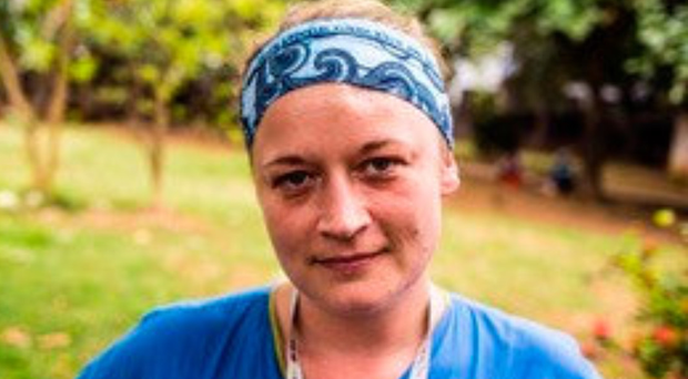Dr Stacey Mearns spent four months in DR Congo with an aid team tackling the lethal Ebola virus