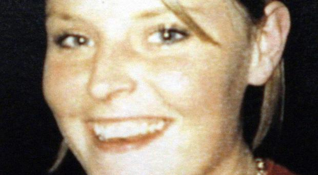Two people have been arrested by police investigating the murder of Lisa Dorrian in Northern Ireland (PSNI/PA)