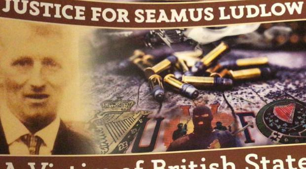 The family of Seamus Ludlow are aiming to raise awareness of his murder as they continue to demand justice (PA)