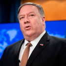 Words of support: Mike Pompeo