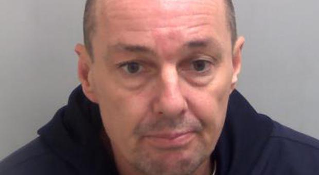 The NCA is appealing for information to trace one-legged drugs kingpin Richard Wakeling (National Crime Agency/PA)