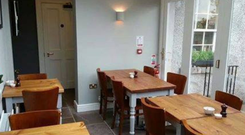 4 Vicars restaurant in Armagh