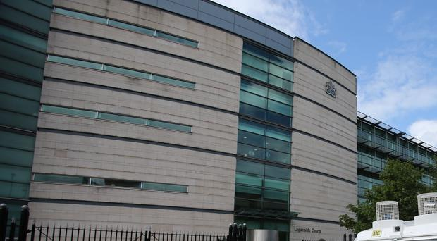 The ten defendants appeared before Belfast Magistrates' Court on Thursday