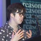 Lyra McKee was shot and killed on Thursday (Kevin Cooper/Amnesty/PA)