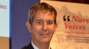 DUP MLA Edwin Poots said he was shocked after hearing the news