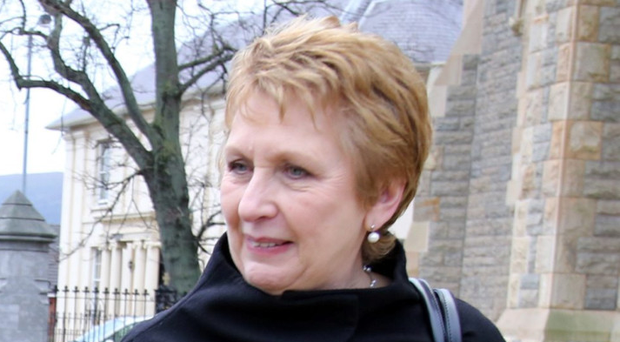 Former President of Ireland Mary McAleese