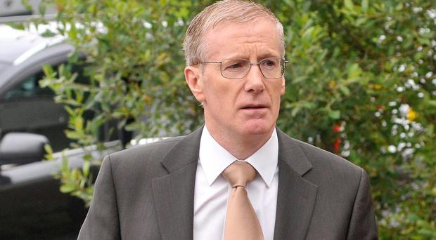 Condemnation: Gregory Campbell