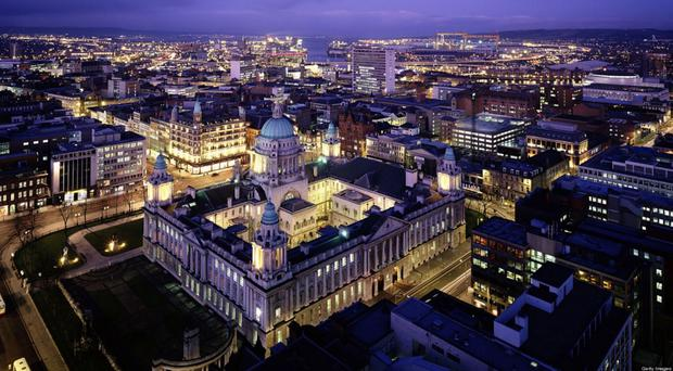 Belfast is set to become one of the UK's first 5G launch cities