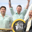 Sicilian swing band Jumpin'Up will play the City of Derry Jazz Festival