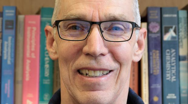 Recognition: Prof Andrew Mills