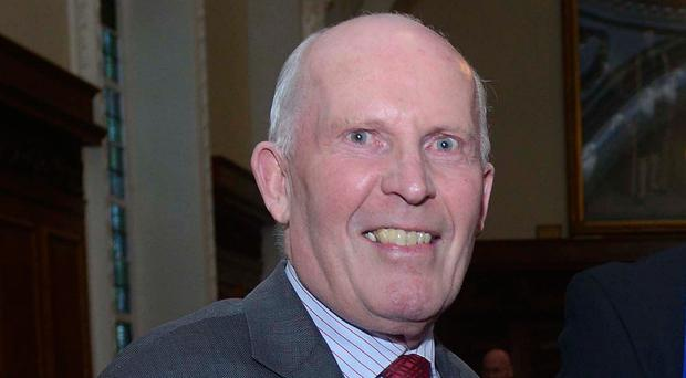UUP councillor Jim Rodgers is set to face a party committee