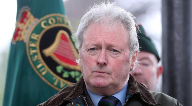 Charlie Lawson's father helped found the loyalist Ulster Vanguard movement, the Coronation Street actor who plays Jim McDonald said (Niall Carson/PA).
