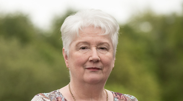 Kay Brookes, whose son David died in 2013