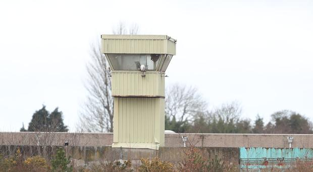 Plans for a peace centre at the site of the former Maze prison in Northern Ireland have been 'set aside', its developers confirmed (Niall Carson/PA)