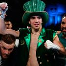 Michael Conlan after defeating Tim Ibarra in New York