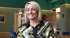 Susan Thompson is vice principal at Hart Memorial Primary School and president of the Ulster Teachers' Union