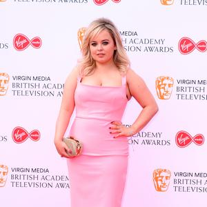 Nicola Coughlan at the Baftas