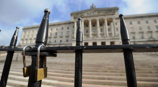 Church leaders have urged politicians to show courageous leadership to reach agreement to restore power sharing government at Stormont (Niall Carson/PA)
