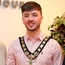 The new Mayor of Causeway Coast and Glens, Sean Bateson