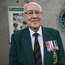 Former RUC officer Ian Forbes, who has been presented with the RUC George Cross certificate of Appreciation