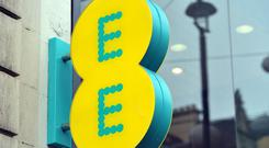 EE has launched the service in six UK cities (PA)