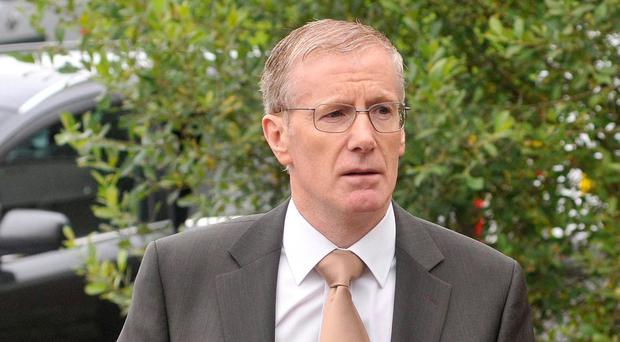Concern: DUP MP Gregory Campbell