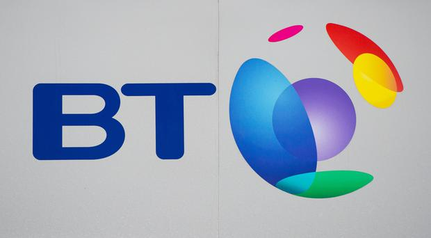 BT says no jobs will be lost under the plan (Dominic Lipinski/PA)