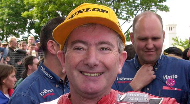 Family of Joey Dunlop in appeal for return of championship medal
