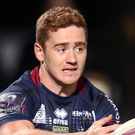 Paddy Jackson in action for Perpignan last year