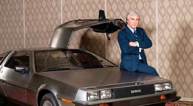 Alec Baldwin as John DeLorean