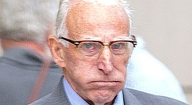 John Douglas Stanfield at a previous court appearance