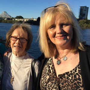 From left: Catherine Crabb, Margaret Sweeney and Therese Morrison