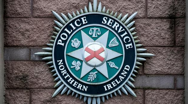 Police swooped on a number of properties in west Belfast.