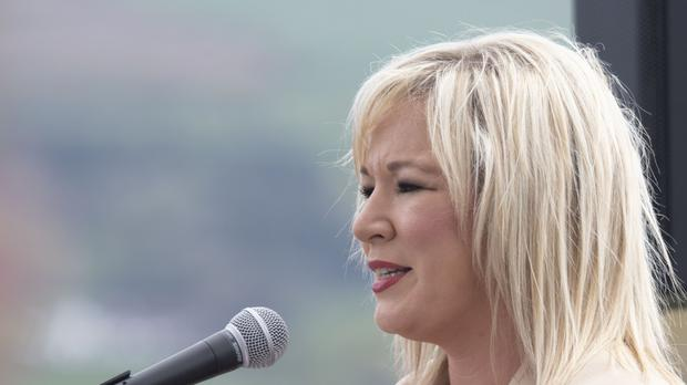 Talks to restore devolved Government in Northern Ireland should not be suspended for the summer, Michelle O'Neill said (Joe Boland/PA).