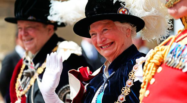 Inside the Queen's preparations for Garter Day