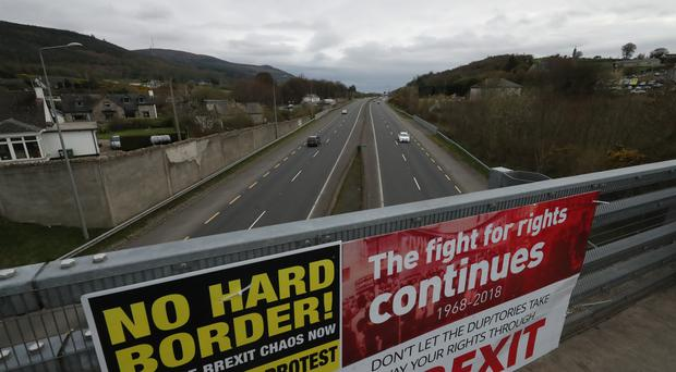 An expert panel has been appointed to suggest ways to keep the Irish border