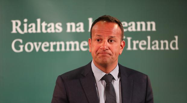 Taoiseach Leo Varadkar has said the backstop is needed (Liam McBurney/PA Wire)