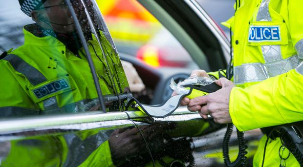 1,426 people in Northern Ireland have been arrested for drink or drug drive so far this year.